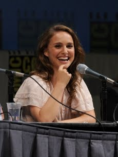 Add The Wordsiny Svelte And Enchanting To Natalie Portmans Description Of Jane Foster Comic Adap Thors Bright Spark And Youve Got Yourself