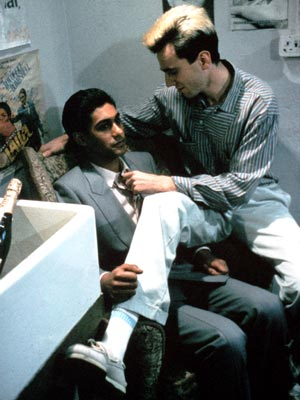 my beautiful launderette omar and jonny's To what extent does thois quote apply to identity as it is presented in my beautiful laundrette and/or my beautiful launderette: omar and jonny's struggle for.