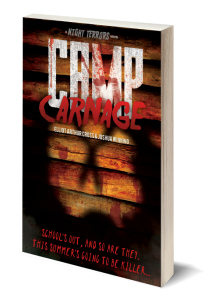 Camp Carnage 3d Cover SM